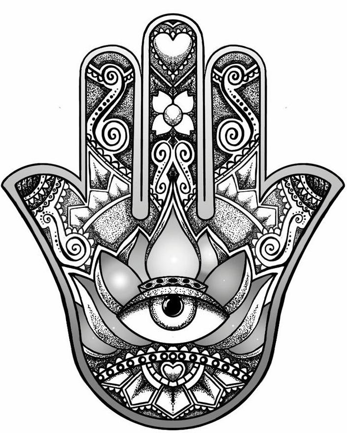 hand Fatima
