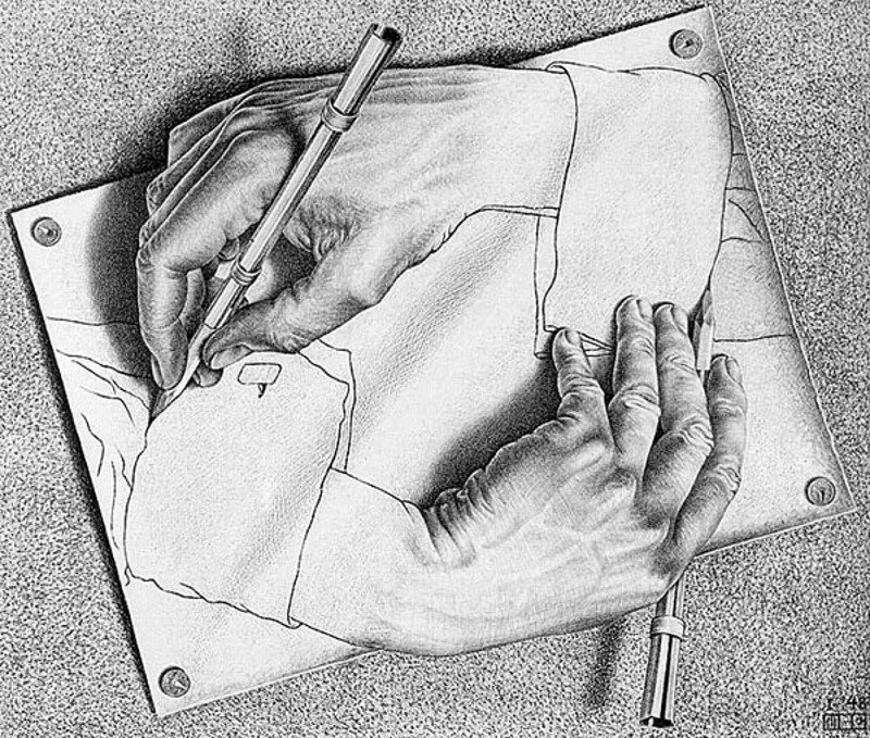 Tekenende-Handen