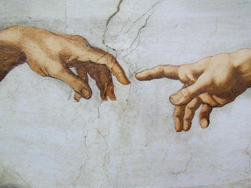 The_Creation_Michelangelo